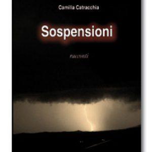 Copertina SOSPENSIONI di Camilla Catracchia