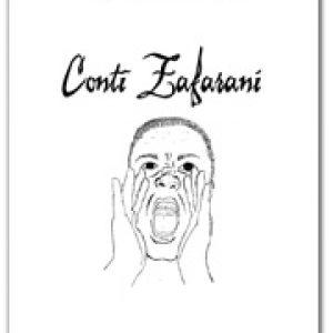 Copertina CONTI ZAFARANI di Giovanni Canzoneri