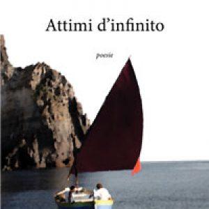 Copertina Attimi di infinito di Giusy Cattafi