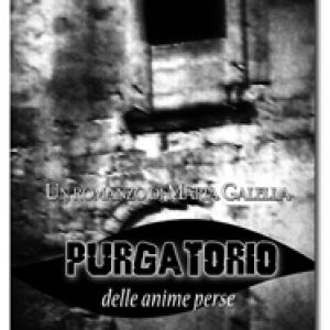 Copertina PURGATORIO DELLE ANIME PERSE di Maria Galella