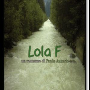 copertina LOLA F di Paola Amerio