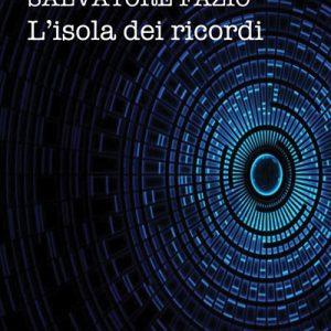 """Copertina """"L'isola dei ricordi"""" di Salvatore Fazio"""